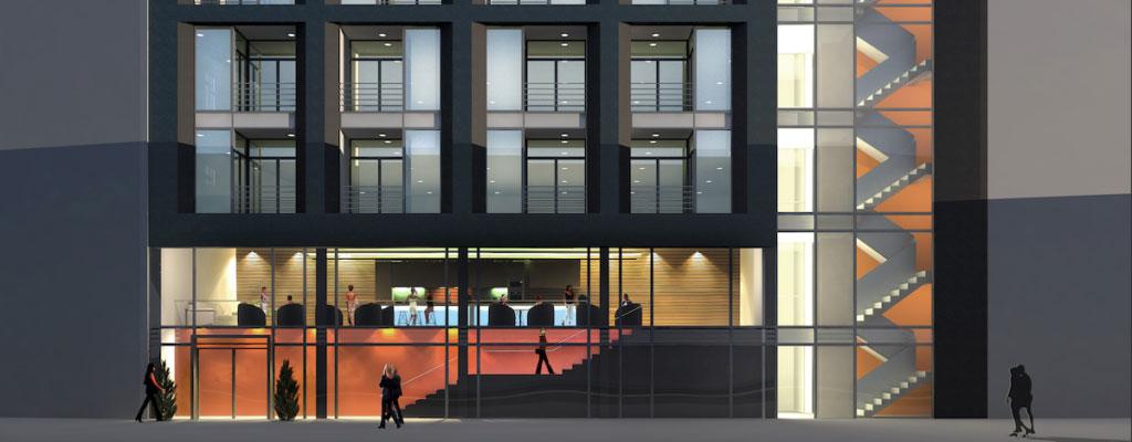 Bild Aussenansicht PM-AM Apartments