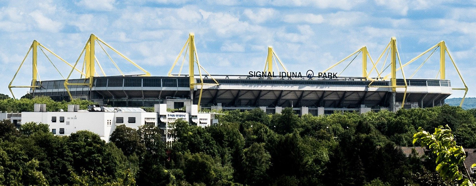 Bild BVB Stadion Signal Iduna Park