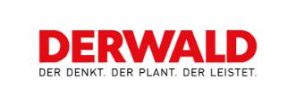 Logo DERWALD Bauunternehmen GmbH & Co. KG